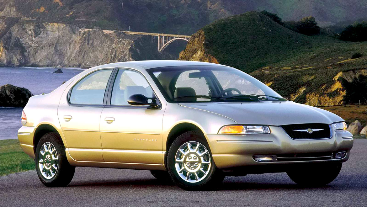 1995 Car of the Year by Michael Santoro
