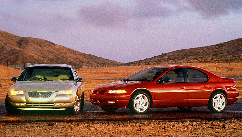 Chrysler Cirrus and Dodge Stratus sedans