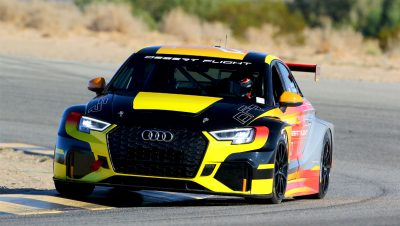 Car 77 Audi Rs3 Race Car