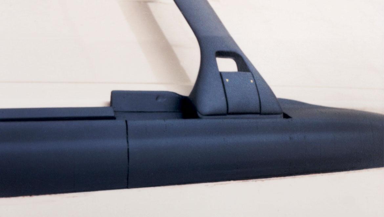 final model of roof rack design