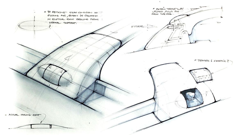 roof rack design by michael santoro