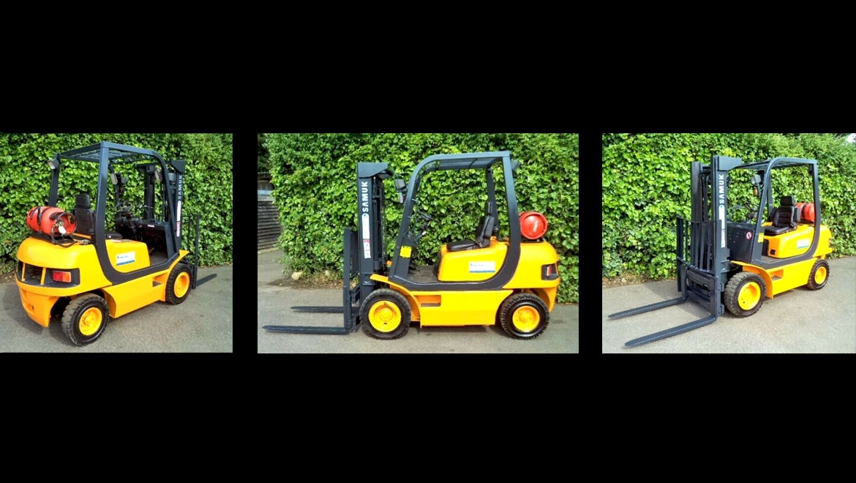 Samusng SF Series Forklift