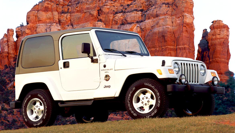 vehicle design Jeep wrangler michael santoro