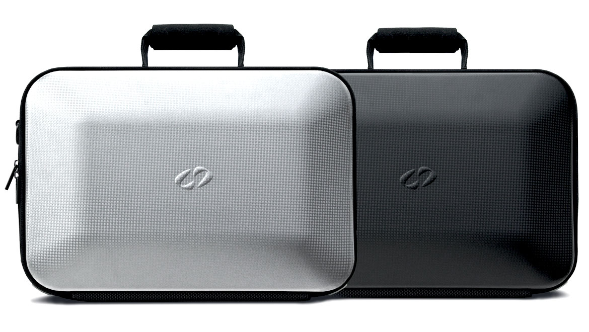 V-Carbon Briefcse MacCase Product Design by Michael Santoro