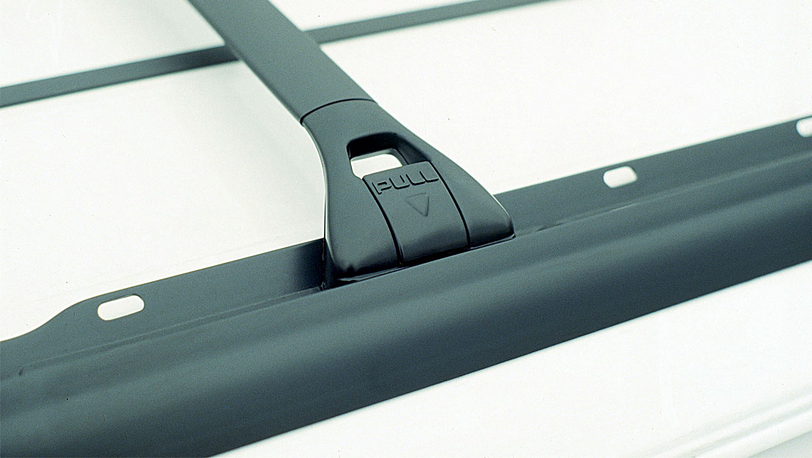 chrysler minivan roof rack