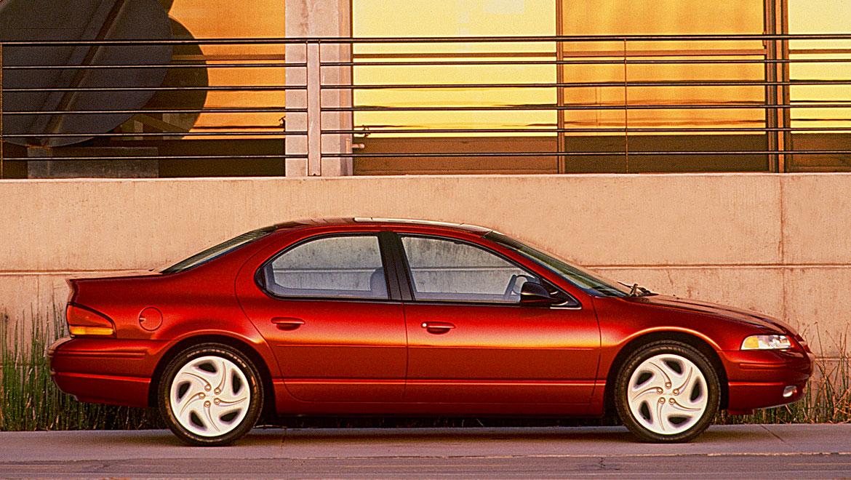 Dodge Stratus by Michael Santoro