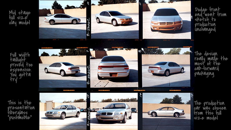automotive design clay models
